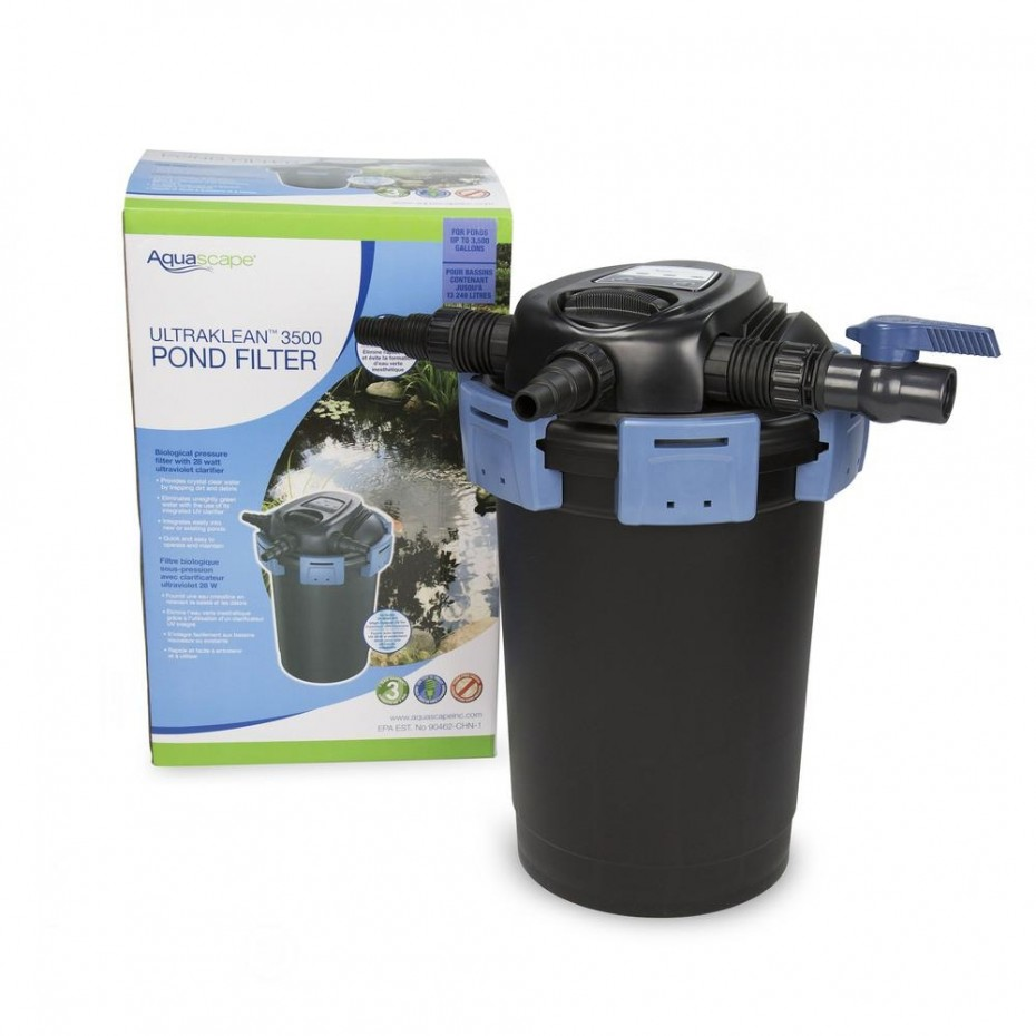 ULTRAKLEAN 3500 POND FILTER UVC
