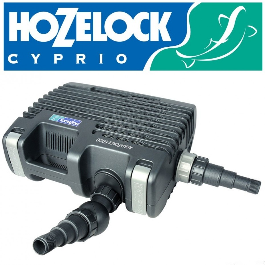 HOZELOCK AQUAFORCE 6000