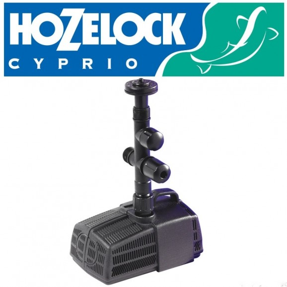 HOZELOCK CASCADE 4000 FOUNTAIN PUMP