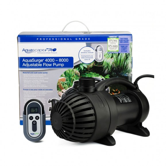 AQUASURGE PRO ( 15,000 - 30,000 ) FLOW CONTROL - REMOTE