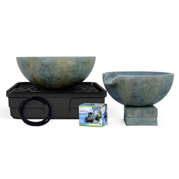 SPILLWAY BOWL & BASIN - LANDSCAPE FOUNTAIN KIT