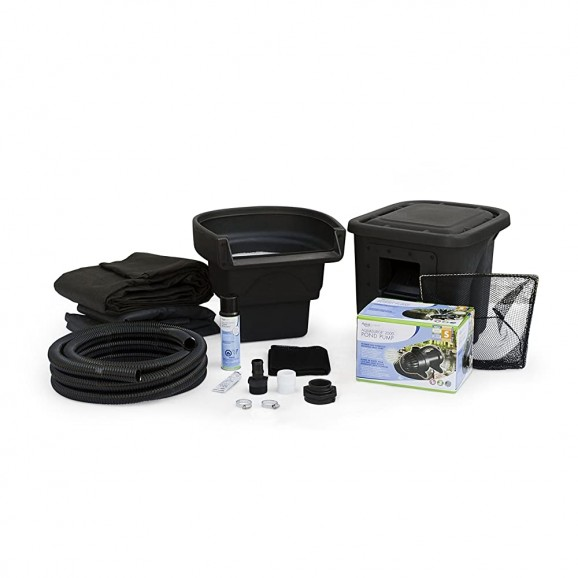 DIY BACKYARD POND KIT - 2.4M X 3.3M
