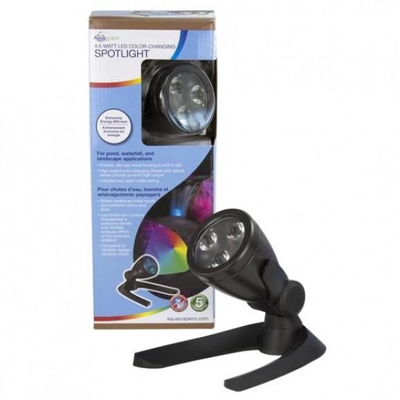 4.5W LED COLOUR CHANGING SPOTLIGHT