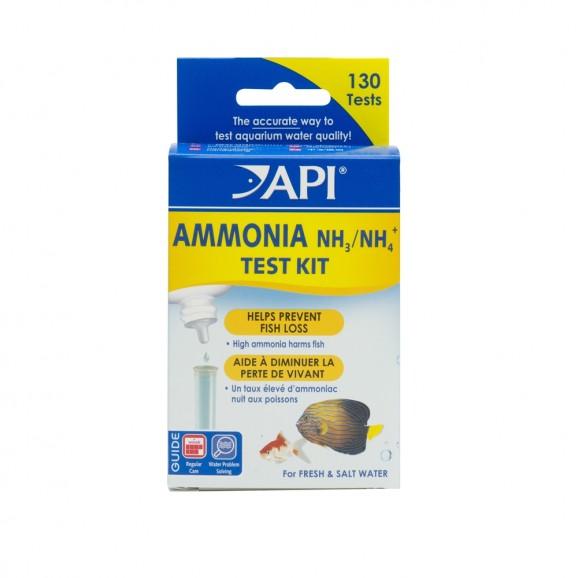 API - AMMONIA TEST KIT