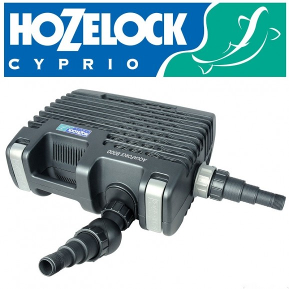 HOZELOCK AQUAFORCE 8000