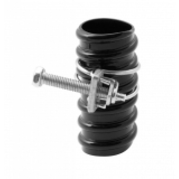 PM - 25MM S/S SPIRAL CLAMPS 4PK