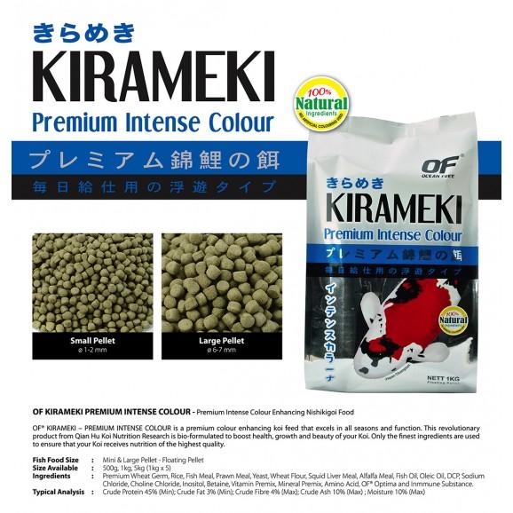 KIRAMEKI - INTENSE 3MM 1KG