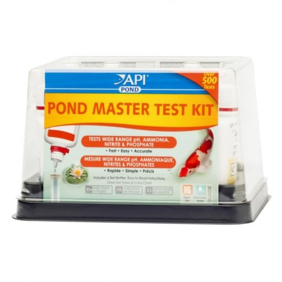 PONDCARE - MASTER TEST KIT