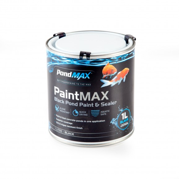 PAINTMAX - 1 LT ( BLACK )