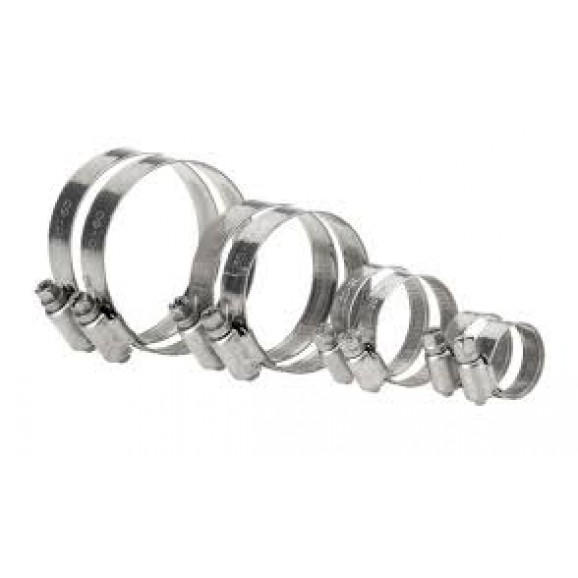 OASE S/S  HOSE CLAMP - 25MM 2PK