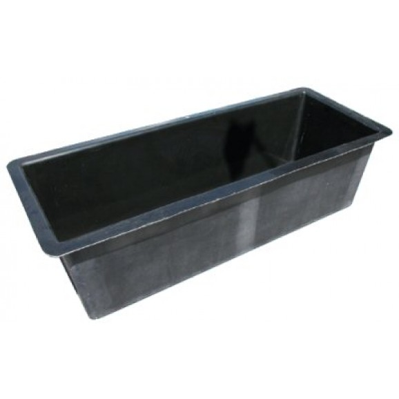 TROUGH POND - 1.3M / SMALL - 350LT BLACK $280.00