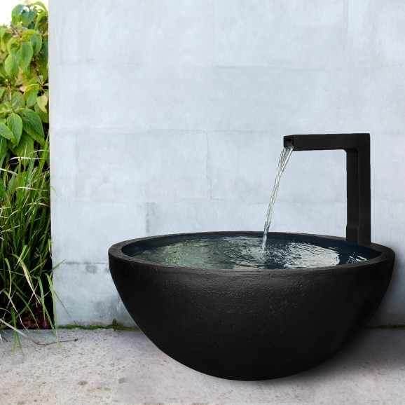PATIO POND BOWL FEATURE WITH SPOUT - SML $399.00