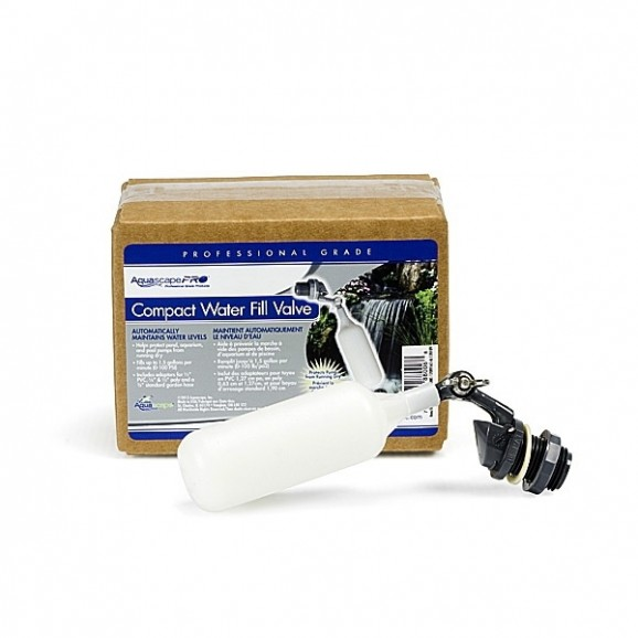 AQUASCAPES - COMPACT AUTO FILL VALVE