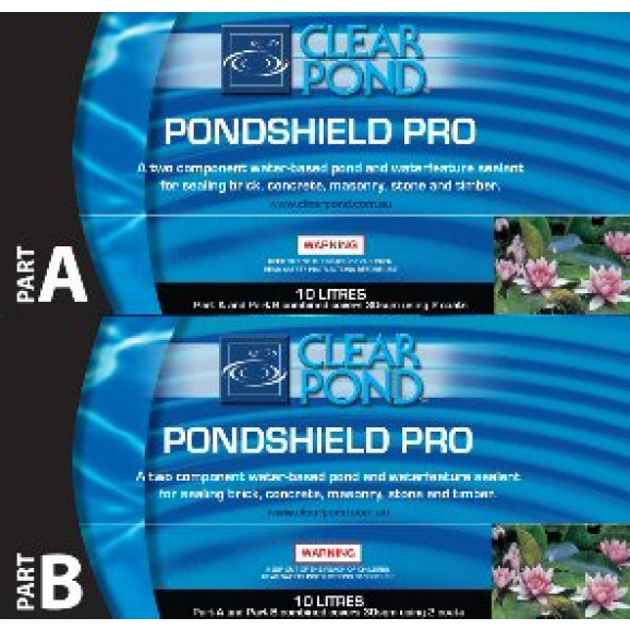 PONDSHIELD PRO 4 LITRE TWIN PACK