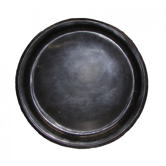 ROUND POND - SMALL SHALLOW - 185LT BLACK $220.00