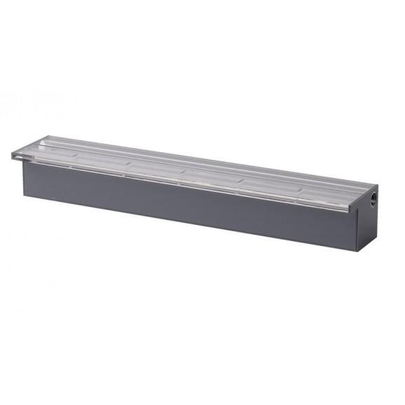 ACRYLIC 1200MM WATER BLADE - 30MM LIP BACK ENTRY