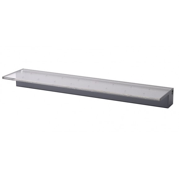 ACRYLIC 1500MM WATER BLADE - 125MM LIP BACK ENTRY