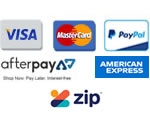 Payment Methods Available
